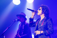 Enrique Bunbury in concert at the Teatro Real in Madrid. July 26. 2016. (ALTERPHOTOS/Borja B.Hojas) /NORTEPHOTO
