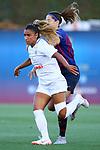 FC Barcelona vs Montpellier HSC: 1-2.<br /> Vicky Losada vs Sakina Karchaoui.