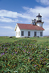 Point Cabrillo Light House, Mendocino California