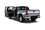 Car images close up view of a 2020 Toyota Tundra SR5 5.7L Crew Max 4WD Short Bed 4 Door Pick Up doors