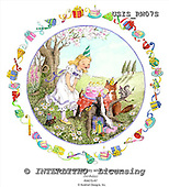 Ingrid, CHILDREN, KINDER, NIÑOS, paintings+++++,USISRW07S,#K# ,vintage