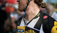 Tyler Farrar (USA/MTN-Qhubeka) post-race<br /> <br /> 113th Paris-Roubaix 2015