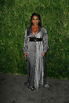 Uzo Aduba attends the Fifteenth Annual CFDA/Vogue Fashion Fund Awards at the Brooklyn Navy Yard building 28, at 63 Flushing Avenue, on November 5, 2018.