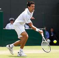 ..Tennis - Wimbledon Lawn Tennis Championships - Day 9 Wed 30 Jun 2010 -  All England Lawn Tennis and Croquet Club - Wimbledon - London - England..© FREY - AMN IMAGES  Level 1, Barry House, 20-22 Worple Road, London, SW19 4DH.TEL - +44 (0) 20 8947 0100.Email - mfrey@advantagemedianet.com.www.advantagemedianet.com