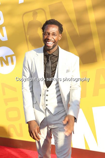 2017 1st  Annual NBA Awards Held at  Basketball City New York