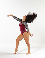 Stanford, CA - September 19, 2017:  Stanford Women's Gymnastics Photo Day at Ford Center.