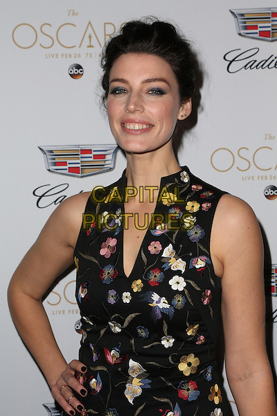 West Hollywood, CA - February 23: Jessica Pare, At Cadillac Celebrates Oscar Week 2017, At Chateau Marmont In California on February 23, 2017. <br /> CAP/MPI/FS<br /> &copy;FS/MPI/Capital Pictures
