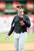 May 15, 2010: Robert Stock of the Quad City River Bandits at Elfstrom Stadium in Geneva, IL. The River Bandits are the Class A affiliate of the St. Louis Cardinals. Photo by: Chris Proctor/Four Seam Images