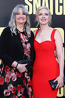 """LOS ANGELES - MAY 10:  Mother, Katie Dippold at the """"Snatched"""" World Premiere at the Village Theater on May 10, 2017 in Westwood, CA"""