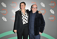 "Samantha Morton and Dominic Savage at the ""I Am Kirsty"" BFI & Radio Times Television Festival panel discussion & Q&A, BFI Southbank, Belvedere Road, London, England, UK, on Sunday 14th April 2019.<br /> CAP/CAN<br /> ©CAN/Capital Pictures"