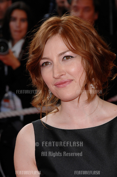 "Kelly MacDonald at screening for ""No Country for Old Men"" at the 60th Annual International Film Festival de Cannes. .May 19, 2007  Cannes, France..© 2007 Paul Smith / Featureflash"