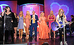 Ann Wilson of Heart, Guest, Linda Thompson, Tom Arnold, Nancy Davis, Lindsey Vonn and Avril Lavigne..Race to Erase MS Hosted by Nancy Davis – Inside..Hyatt Regency Century Plaza Hotel..Century City, CA, USA..Friday, May 07, 2010..Photo ByCelebrityVibe.com.To license this image please call (212) 410 5354; or Email:CelebrityVibe@gmail.com ;.website: www.CelebrityVibe.com.