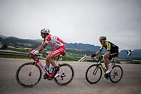 Stage 17: Commezzadura (Val di Sole) to Anterselva/Antholz (181km)<br /> 102nd Giro d'Italia 2019<br /> <br /> ©kramon
