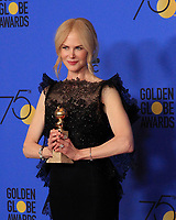 75th Golden Globes Press Room