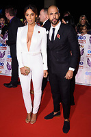 Rochelle &amp; Marvin Humes at the Pride of Britain Awards 2017 at the Grosvenor House Hotel, London, UK. <br /> 30 October  2017<br /> Picture: Steve Vas/Featureflash/SilverHub 0208 004 5359 sales@silverhubmedia.com