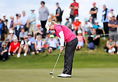 28th September 2017, Windross Farm, Auckland, New Zealand; LPGA McKayson NZ Womens Open, first round;  Brittany Lincicome