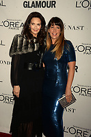 NEW YORK, NY - NOVEMBER 13: Lynda Carter and Patty Jenkins attends the 2017 Glamour Women of The Year Awards at Kings Theatre on November 13, 2017 in New York City. <br /> <br /> <br /> People:  Lynda Carter and Patty Jenkins<br /> <br /> Transmission Ref:  MNC1<br /> <br /> Hoo-Me.com / MediaPunch