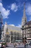 Europe/Autriche/Niederösterreich/Vienne: La cathédrale