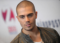 NEW YORK, NY - DECEMBER 07: Max George of The Wanted at Z100's Jingle Ball 2012, presented by Aeropostale, at Madison Square Garden on December 7, 2012 in New York City. NortePhoto