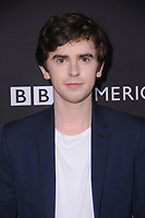 06 January 2018 - Beverly Hills, California - Freddie Highmore. 2018 BAFTA Tea Party held at The Four Seasons Los Angeles at Beverly Hills in Beverly Hills. <br /> CAP/ADM/BT<br /> &copy;BT/ADM/Capital Pictures