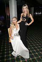 HOLLWOOD, CA - October 08: Carmen Electra, Joanna Krupa, At 4th Annual CineFashion Film Awards_Inside At On El Capitan Theatre In California on October 08, 2017. <br /> CAP/MPI/FS<br /> &copy;FS/MPI/Capital Pictures
