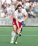 AMSTELVEEN - Harry Martin (Eng) during the poulematch England v Germany (men) 3-4,Rabo Eurohockey Championships 2017.  WSP COPYRIGHT KOEN SUYK
