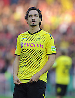 FUSSBALL      DFB POKAL FINALE       SAISON 2011/2012 Borussia Dortmund - FC Bayern Muenchen   12.05.2012 Mats Hummels (Borussia Dortmund)