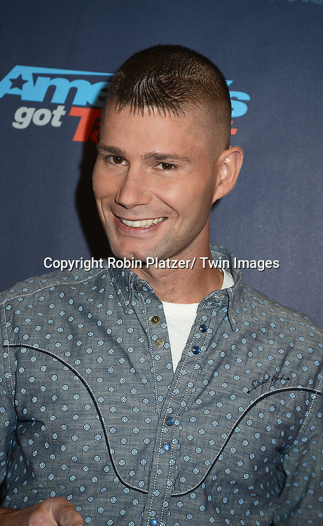 """Jimmy Rose attends the """"America's Got Talent"""" pre show red carpet on September 17, 2013 at Radio City Music Hall in New York City."""