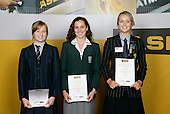 Rowing Girls Finalists. ASB College Sport Young Sportsperson of the Year Awards 2006, held at Eden Park on Thursday 16th of November 2006.<br />
