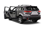 Car images of 2017 Toyota Highlander Limited-Platinum 5 Door SUV Doors