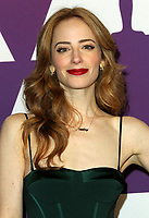 04 February 2019 - Los Angeles, California - Jaime Ray Newman. 91st Oscars Nominees Luncheon held at the Beverly Hilton in Beverly Hills. Photo Credit: AdMedia
