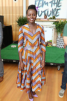 New York Ny Aug 27: Lupita Nyong'o The Pre-VMA Fem The Future Brunch with Janelle Monae in New York City on August 27, 2016 Credit Walik Goshorn / MediaPunch