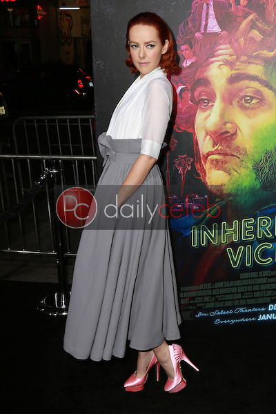 Jena Malone <br /> at the &quot;Inherent Vice&quot; Los Angeles Premiere, TCL Chinese Theater, Hollywood, CA 12-10-14<br /> David Edwards/Dailyceleb.com 818-249-4998