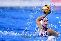 KOVACIKOVA Beata SVK <br /> Budapest 12/01/2020 Duna Arena <br /> SLOVAKIA (white caps) Vs. RUSSIA (blue caps)<br /> XXXIV LEN European Water Polo Championships 2020<br /> Photo  © Andrea Staccioli / Deepbluemedia / Insidefoto