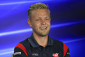 14th September 2017, Marina Bay Street Circuit, Singapore; Singapore Grand Prix, Driver Press Conference; Kevin Magnussen - Haas F1 Team