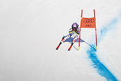 February 5th 2019, Are, Northern Sweden;  Tessa Worley of France competes in womens super-G during the FIS Alpine World Ski Championships on February 5, 2019 in Are.