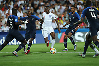 Aaron Wan-Bissaka of England in action<br /> Cesena 18-06-2019 Stadio Dino Manuzzi <br /> Football UEFA Under 21 Championship Italy 2019<br /> Group Stage - Final Tournament Group C<br /> England - France<br /> Photo Cesare Purini / Insidefoto