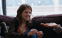 Happy Christmas (2014) <br /> Anna Kendrick<br /> *Filmstill - Editorial Use Only*<br /> CAP/KFS<br /> Image supplied by Capital Pictures