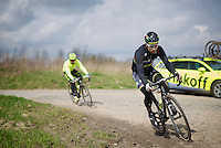 Paris-Roubaix recon 2016