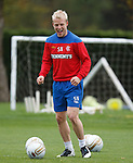 Steven Naismith all smiles