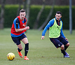 Billy King and Jason Holt