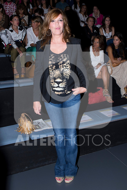 03.09.2012. Celebrities attending the Sita Mur fashion show during the Mercedes-Benz Fashion Week Madrid Spring/Summer 2013 at Ifema. In the image Belinda Washington (Alterphotos/Marta Gonzalez)