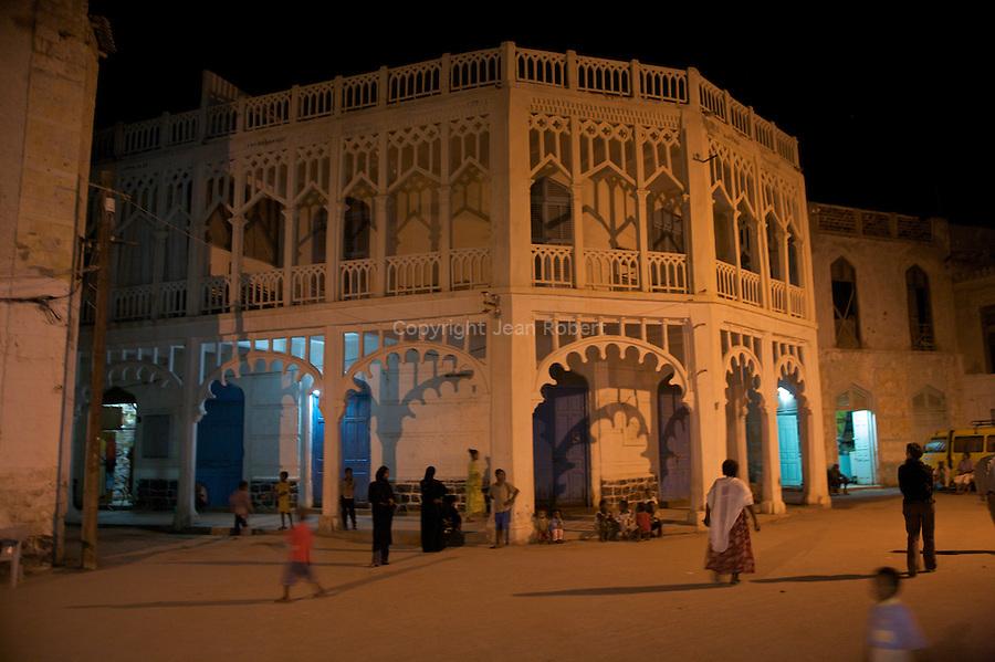 old .Massawa city