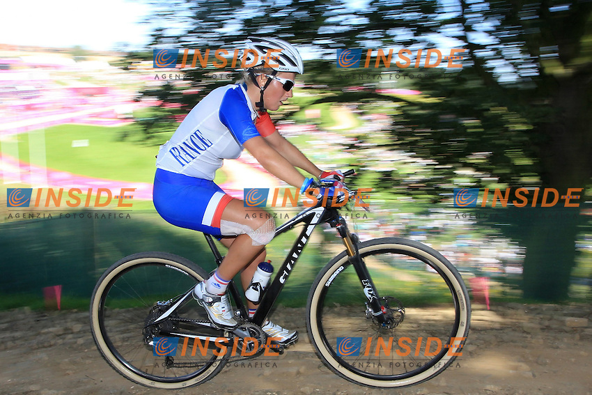 Pauline Ferrand Prevot - France .Olimpiadi Londra 2012.London 2012 Olympic Games.foto Insidefoto - Italy ONLY