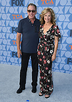 07 August 2019 - Los Angeles, California - Tim Allen, Nancy Travis. FOX Summer TCA 2019 All-Star Party held at Fox Studios. <br /> CAP/ADM/BT<br /> ©BT/ADM/Capital Pictures