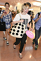 Carly Rae Jepsen arrives at Tokyo International Airport