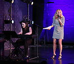 Georgia Stitt and Amanda Green on stage during the 9th Annual LILLY Awards at the Minetta Lane Theatre on May 21,2018 in New York City.