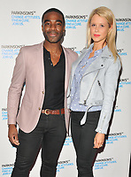 Ore Oduba and Portia Oduba at the Parkinson's UK presents Symfunny No. 2, Royal Albert Hall, Kensington Gore, London, England, UK, on Wednesday 19 April 2017.<br /> CAP/CAN<br /> &copy;CAN/Capital Pictures