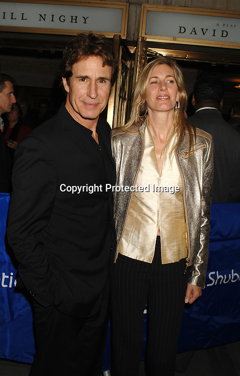 "John Shea and wife Melissa..arriving at The Broadway Opening of ""The Vertical Hour"" ..by David Hare on November 30, 2006 at The Music Box ..Theatre in New York. The play was directed by Sam Mendes and starred Julianne Moore and Bill Nighy...Robin Platzer, Twin Images"