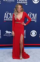 07 April 2019 - Las Vegas, NV - Carly Pearce. 2019 ACM Awards at MGM Grand Garden Arena, Arrivals.<br /> CAP/ADM/MJT<br /> &copy; MJT/ADM/Capital Pictures